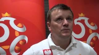 Wywiad z trenerem Reprezentacji Polski Gerardem Juszczak