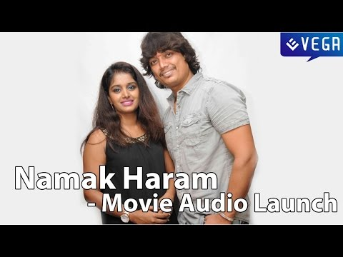 Namak Haram Movie Audio Launch