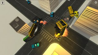 Traffic Buster Trailer