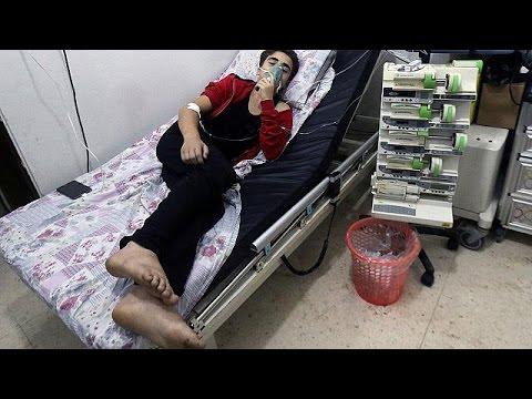 Συρία:Ο ΟΗΕ διερευνά τις καταγγελίες για επίθεση με χημικά στο Χαλέπι