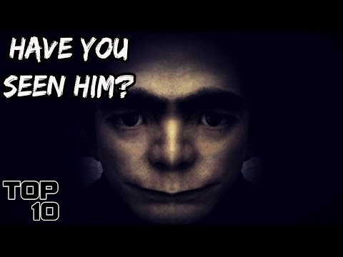 Top 10 Scary People Only Seen In Dreams