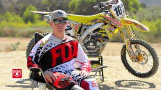 7. Racer X Tested: Suzuki 2014 RMZ450 Project Bike