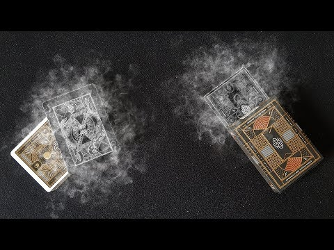 Smokey Transpo - Easy Amazing Card Trick TUTORIAL