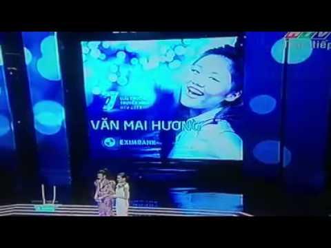 HTV AWARD 2013 - VĂN MAI HƯƠNG - Thời lượng: 3 phút, 6 giây.