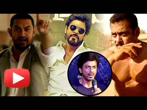 Shahrukh Khan On Breaking Records Of Salman Khan S