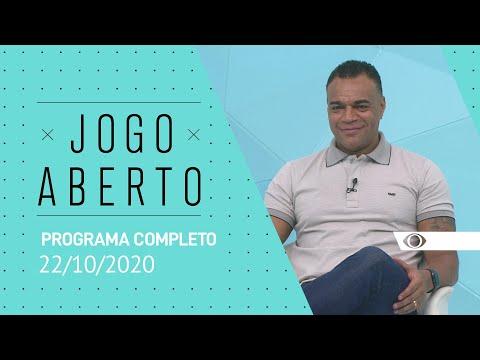 JOGO ABERTO - 22/10/2020 - PROGRAMA COMPLETO
