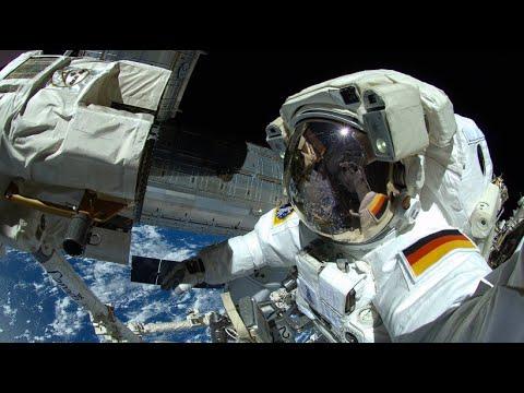 ISS: Die zweite Reise ins All für Alexander Gerst