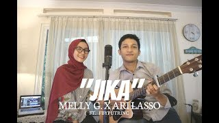 Download lagu Jika Melly Goeslaw Ft Ari Lasso Aldhi Ft Feby Putri Full Version Mp3