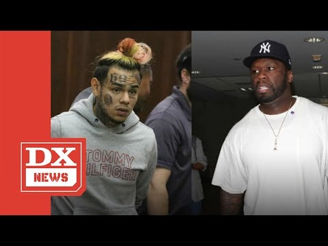 Shots Reportedly Fired During Tekashi 6ix9ine & 50 Cent Music Video Shoot