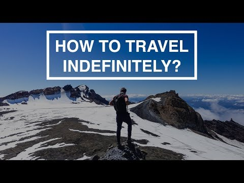 How I Afford to Travel 12 Months a Year?