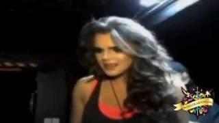 Grachi ¡El Show en Vivo! - Backstage