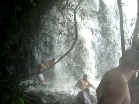 Cachoeira em Cajuru, SP