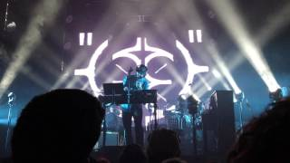 """Bon Iver - 33 """"GOD"""" (Live at the Fox Theater Oakland - October 19, 2016)"""