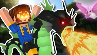 SUPER RARE GYARADOS and INSANE SHINY LUCK! Pixelmon Pocket Pixels Red - EP06 by aDrive