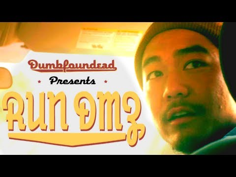 Run DMZ webseries trailer with Dumbfoundead