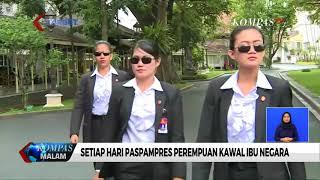 Video Ada Wanita Tangguh di Barisan Pengawalan Presiden MP3, 3GP, MP4, WEBM, AVI, FLV Mei 2018