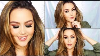 Get Ready with Me | Hooded Eyes Makeup Tutorial by Danna Ann