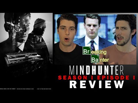 MINDHUNTER (Netflix) Season 1 Episode 1 Review