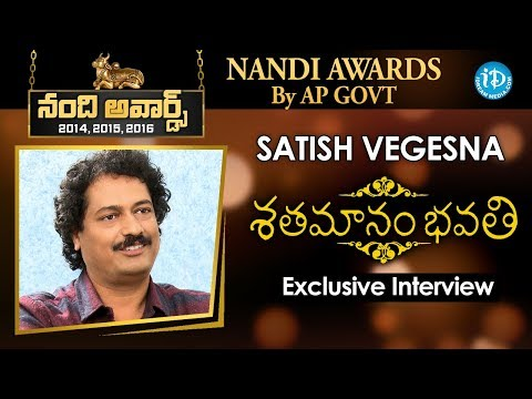 Shatamanam Bhavati Director Satish Vegesna Full Interview