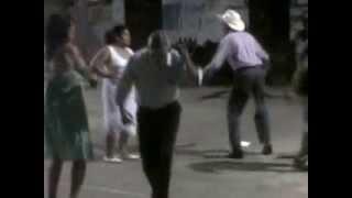 Bailando Al Ritmo De Cumbia En Zapotitlan Jutiapa