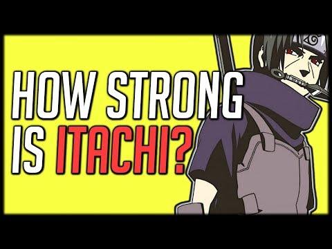 How Strong Is Itachi? - Thời lượng: 15 phút.