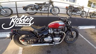 10. My Take On The Triumph Bobber