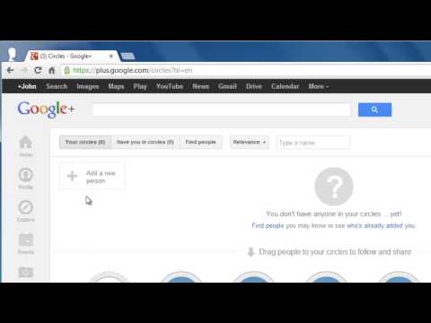 google   invite - This tutorial will show you how to invite friends on Google Plus. Don't forget to check out our site http://howtech.tv/ for more free how-to videos! http://y...