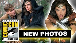 Comic Con 2016 Wonder Woman Photos by Beyond The Trailer