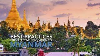 Best Practices for Effective Relocation, Myanmar
