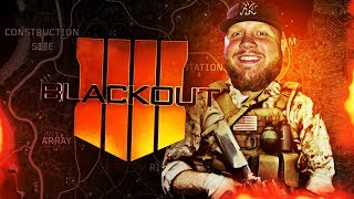 PASSION PLAYS & FULL SENDS!! (ft. CouRage, Hysteria & TeePee) | Blackout Battle Royale Highlights #2