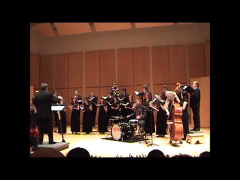 Snowfall by Claude and Ruth Thornhill Performed by Pacific U Chamber Singers