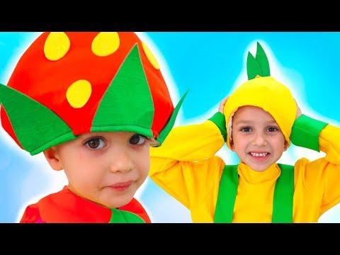 Vlad and Nikita Pretend play Supermarket