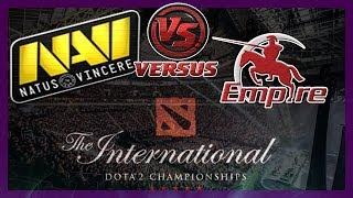 DOTA 2 финал турнира Valve
