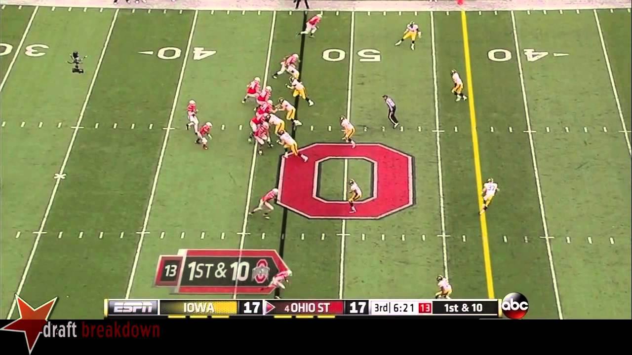Carl Davis vs Ohio State (2013)