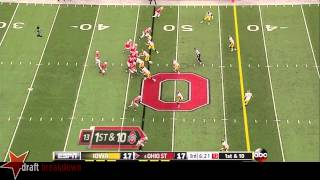 Carl Davis vs Ohio State (2013)