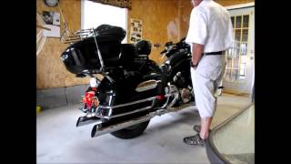 7. Yamaha Royal Star Venture with Freedom Perfomance exhaust Before and after