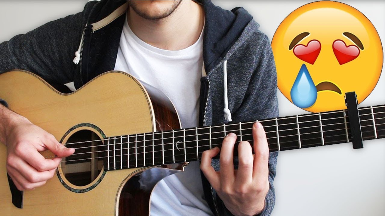 5 Sad LOVE Songs to play on Guitar (FINGERSTYLE)