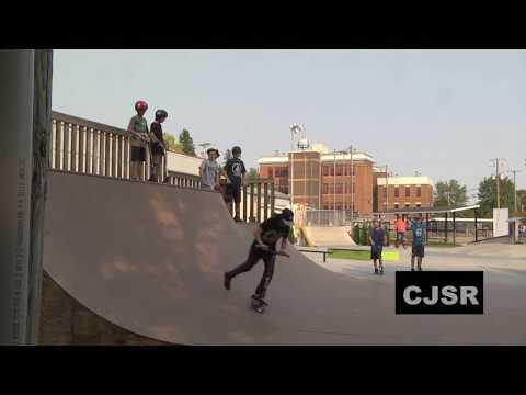 Les jeunes de Pont-Rouge ont retrouvé leur «skate park»
