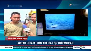 Download Video Bagian Kotak Hitam Lion Air JT610 Ditemukan Terbenam Lumpur MP3 3GP MP4