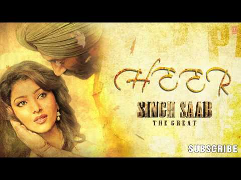 Heer Singh Saab The Great Full Song (Audio) | Sunny Deol