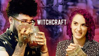 Video We Practiced Magic With A Real Witch MP3, 3GP, MP4, WEBM, AVI, FLV Juli 2018