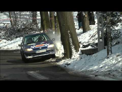 Rajd Czechowicki: dzwon w slow motion