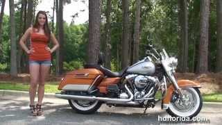 1. New 2014 Harley Davidson Road King Motorcycles for sale - New Port Richey, FL