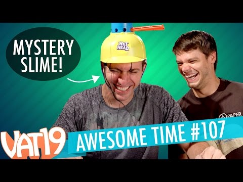 "Feisty Pets, Jellyfish Lamp, And Spikeball ""Trick"" Shots 