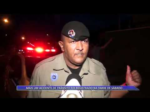 JATAÍ | Acidente causa estragos