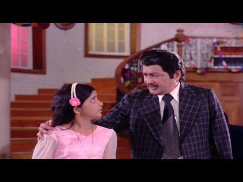 Prema Tarangalu Movie || Savitri Expiry Sentiment Scene || Krishnam Raju, Chiranjeevi