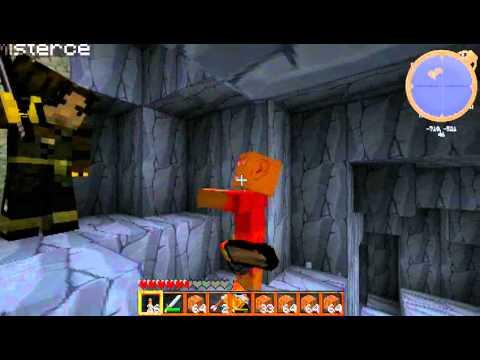Minecraft Survival Ocean - Husiek & MisterCe Episode 1