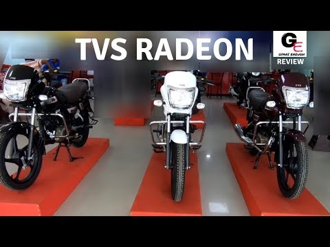 TVS Radeon | Detailed Review | 3 Colours In 1| Engine Sound | Features | Specs | Price !!!