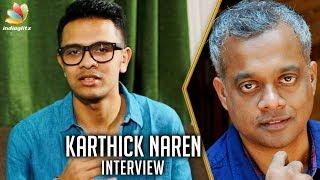 Video Gautham Menon's Participation in Naragasooran : Karthick Naren Interview   Aravind Swamy MP3, 3GP, MP4, WEBM, AVI, FLV April 2018