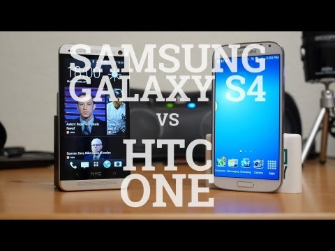 AndroidAuthority - It's the match you've been waiting for - Josh compares the Samsung Galaxy S4 to HTC's beast, the One. Subscribe to our YouTube channel: http://www.youtube.co...